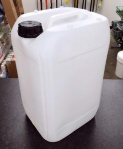 25ltr water container for pure water