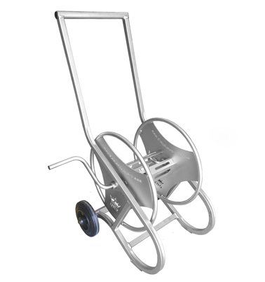 Ionic Systems Small Stainless Steel Hose Reel
